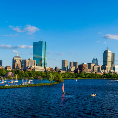 Five Beautiful Boston Parks this Labor Day 2020
