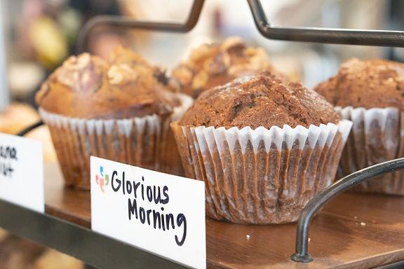 Banana & Chocolate Muffins - A Little Treat