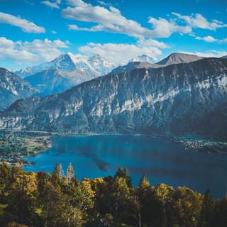 The Top of Europe and Interlaken, Switzerland