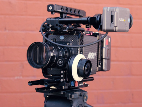 Filmmaking 101: A Strictly Beginner's Introduction