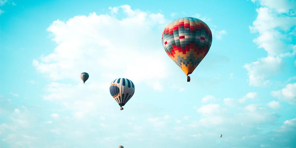 Hot Air Balloon Storytime
