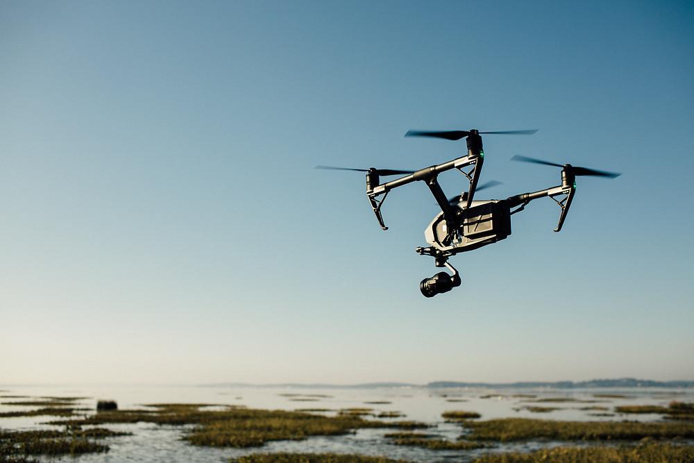loi photo par drone