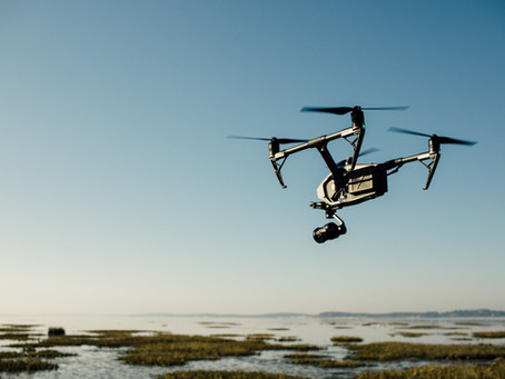 Real Estate Marketing Using Drones?