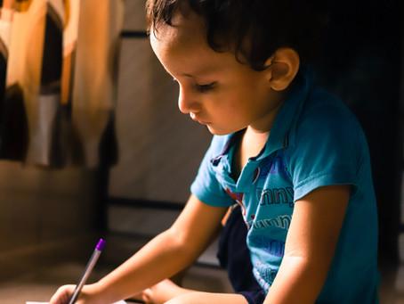 Những Lợi Ích Từ Việc Ghi Chép Hàng Ngày Đối Với Trẻ Em