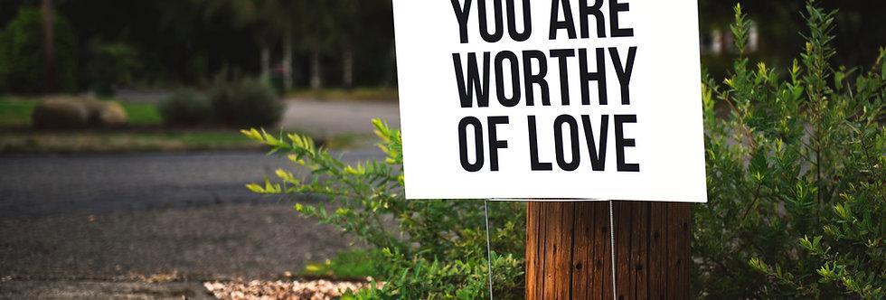 1-1 Meditation for Self love (1 month)