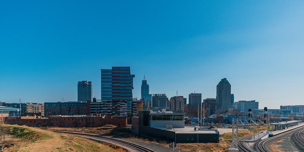 North Carolina: PLO Lumumba Live in Raleigh