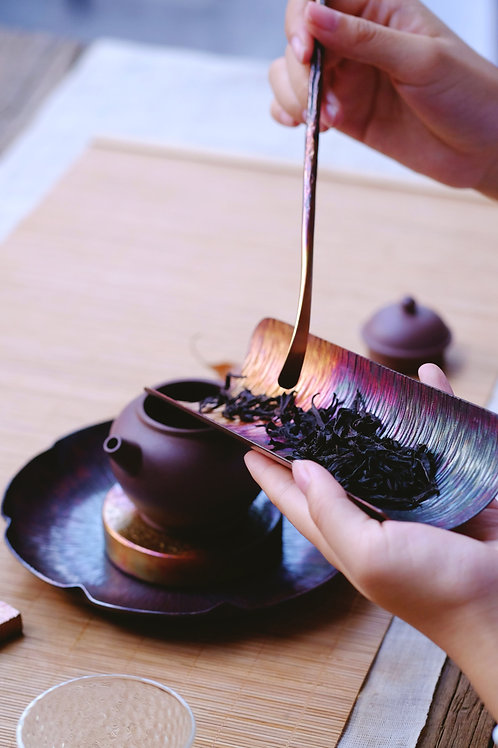 Organic Loose Leaf Teas.Mental Alchemy Wellness x Medulis Cafe.