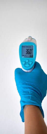 Temperature Guns & Testing Kits