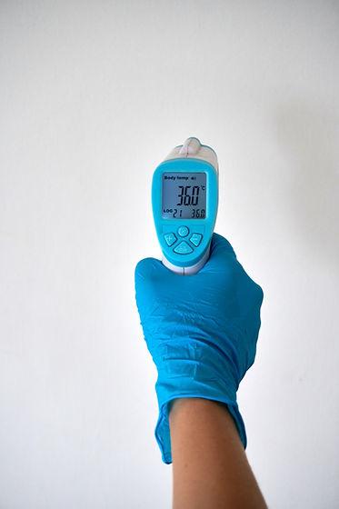 Brezkontaktni termometer