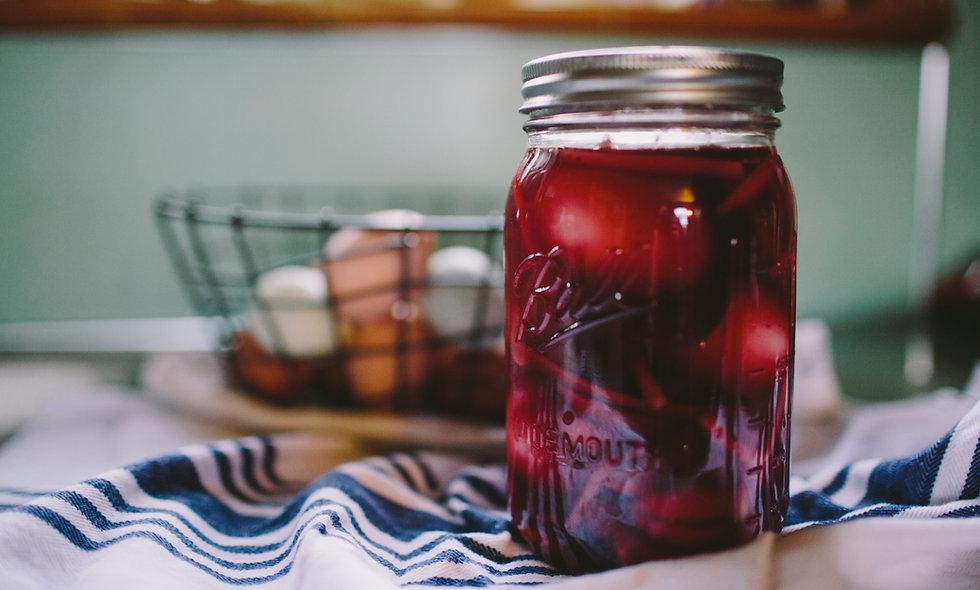 Golden Raspberry Jam