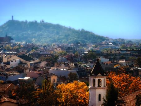 הקסם של העיר בורגס בבולגריה