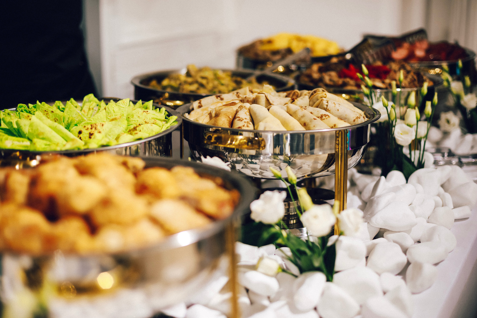 Buffet by Penna's Catering