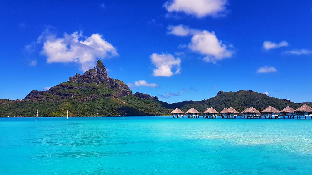 Bora Bora Island A perfect vocation or honeymoon destination
