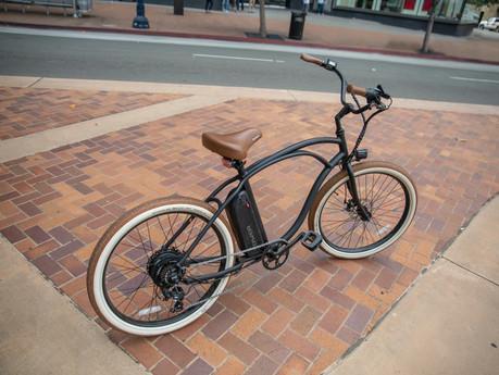 Tani rower elektryczny z Aliexpress - pamiętaj o cle!