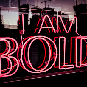 Poem: Bold