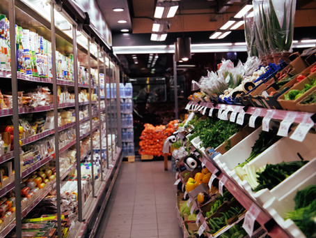 Afghan Grocery Stores: An Index