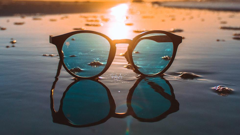 Glare Free Sun Lens