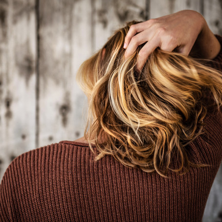 3 ways you're causing the frizz