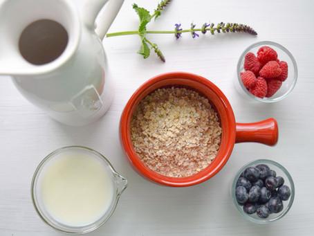3 Grain Porridge