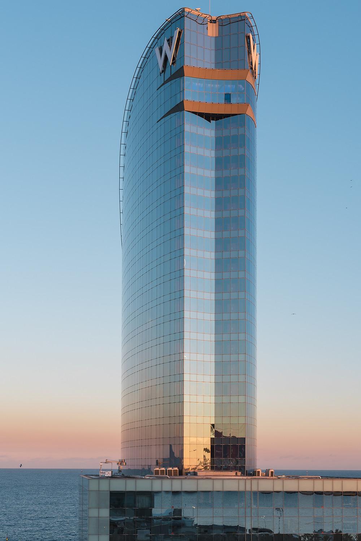 Barcelona luxury hotel