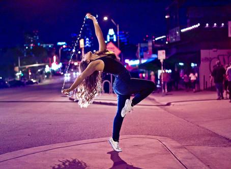 La danse comme méthode d'obtenir confiance en soi!