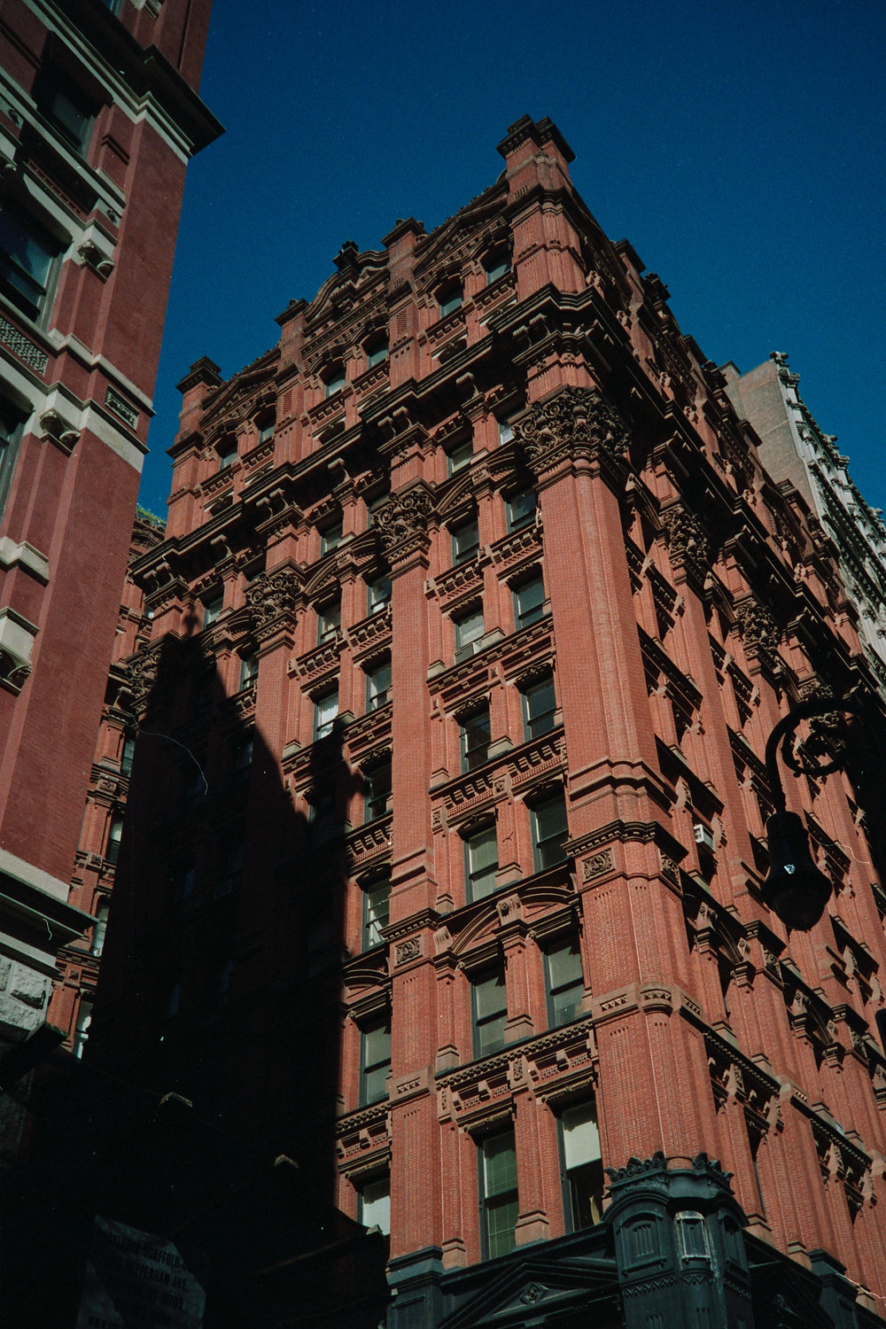 This is an image of an apartment building.