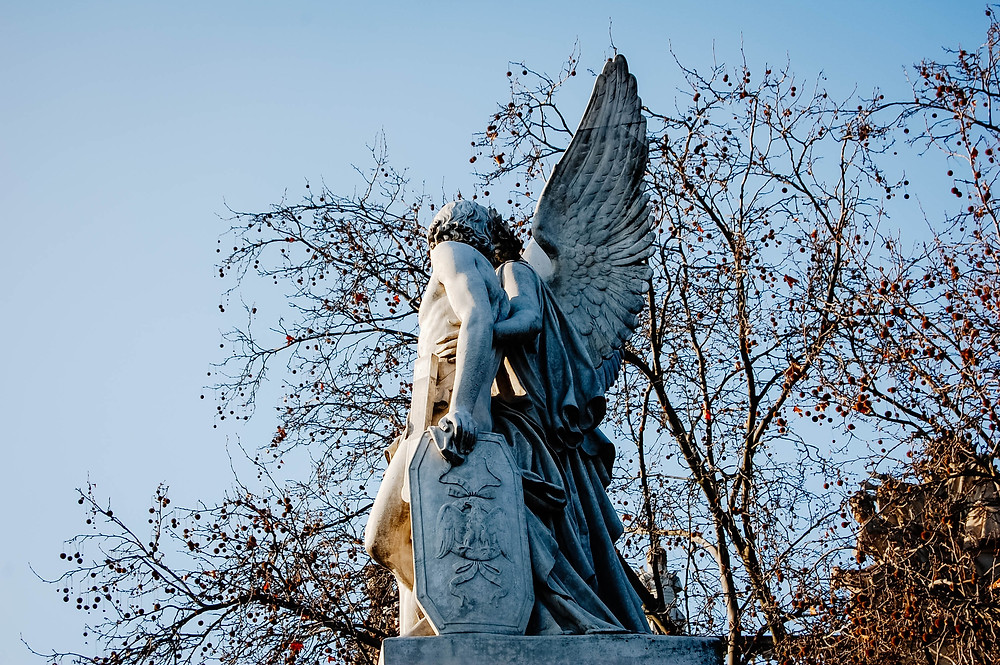 The Angels are always protecting and guiding all humans and those who practice Angel magick are able to ask for specific protection and advice.