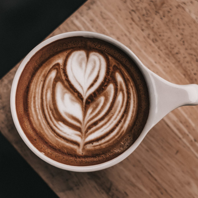 February Coffee Hour