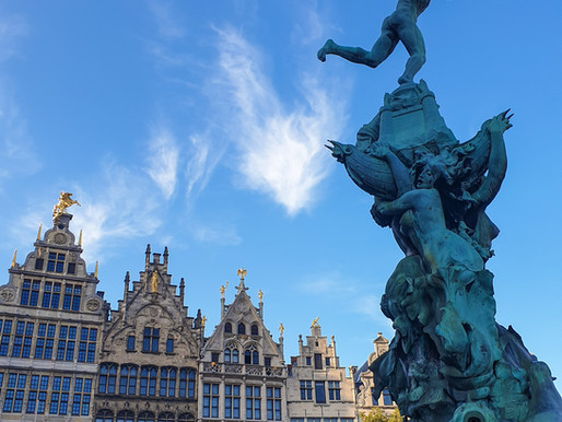 Quick Travel Guide | Antwerp