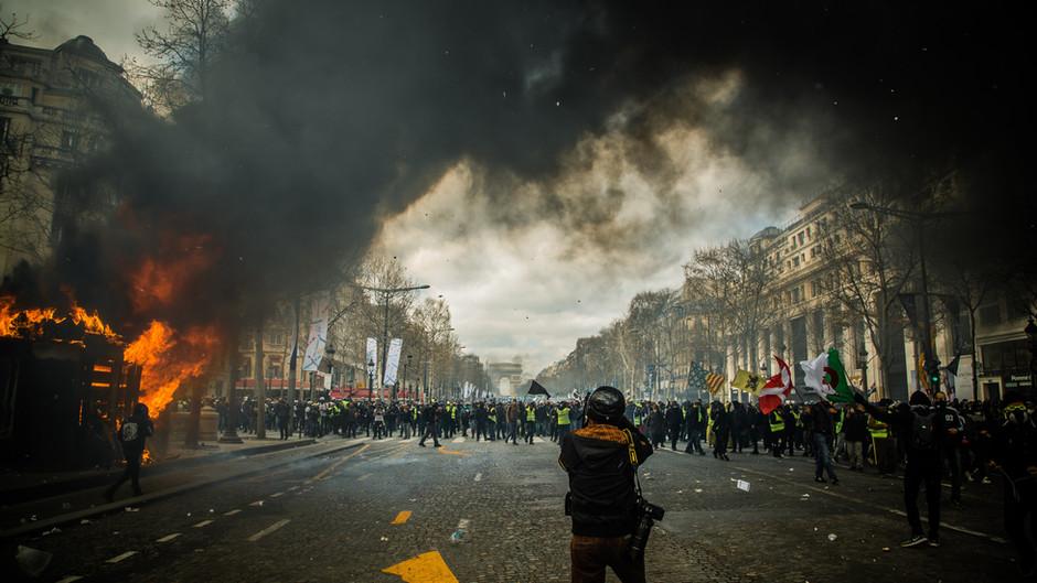 Civil Unrest - Archive of Links