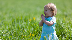 Yes, You Can Pray the Rosary with Your Young Toddler!
