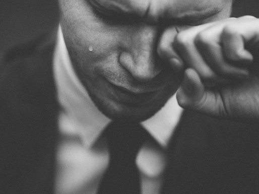 Why We Cry and Why Some of Us Can't