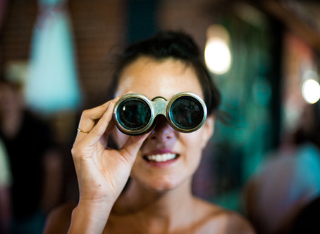 How to set up a clear vision and your professional objectives?