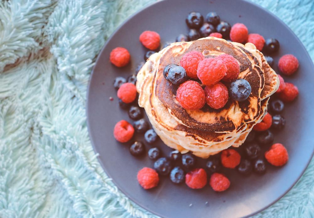 flour free pancake recipe