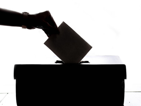 A Reflection on this Election: Seeking God's Perspective