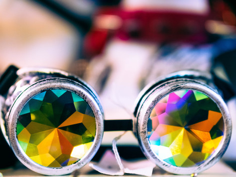 Today's Woman Requires Kaleidoscopic Vision