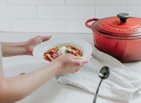 Recipe: Fajita Chicken Soup