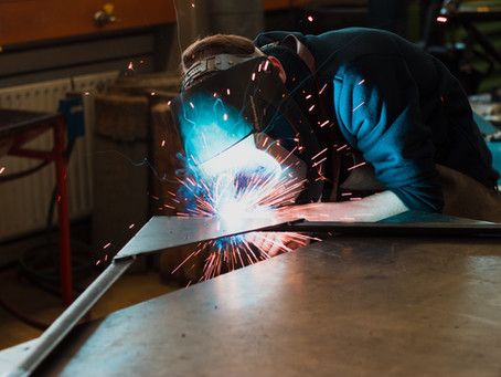 KCTCS Accelerated Pathway Cuts Welding Program by 30%!