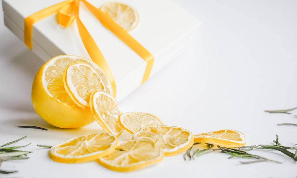 Lemon Candy Lip Scrub