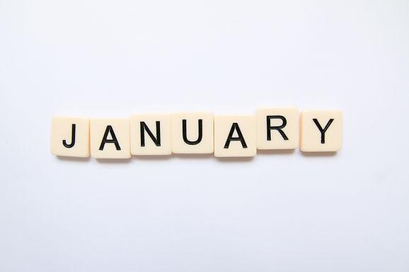 2018-01 January Meeting