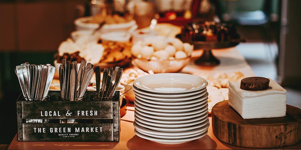 Kosher Buffet Brunch December 25th