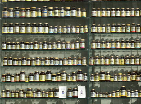 "Find The Best Supplements For Your Personal ""Nutrition Code"""
