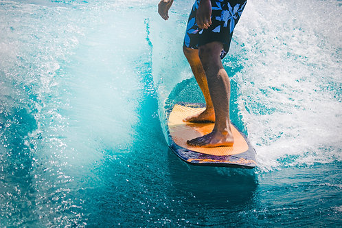 5 Session Water Sports Package