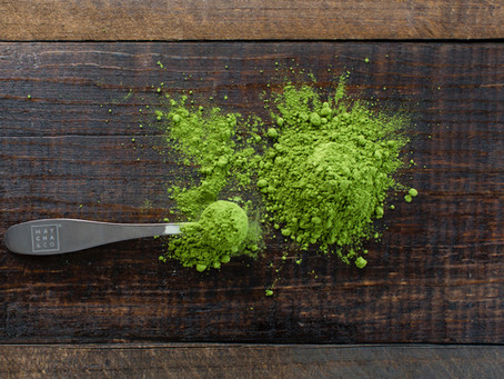 Burning Fat With Matcha Green Tea Powder