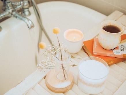 Cómo hacer un baño relajante en casa