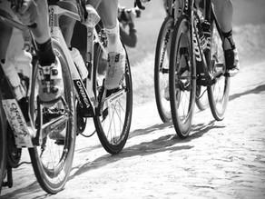 Efficiency drills on the bike