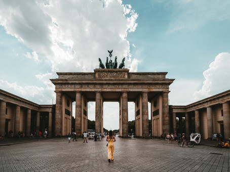 What to do in Berlin during NIPAI session?