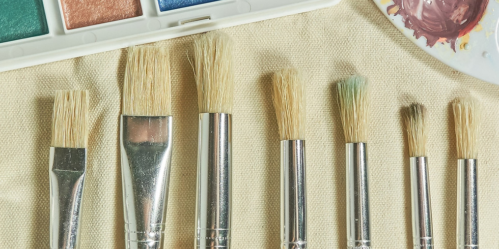 Paint at Home: Watercolours