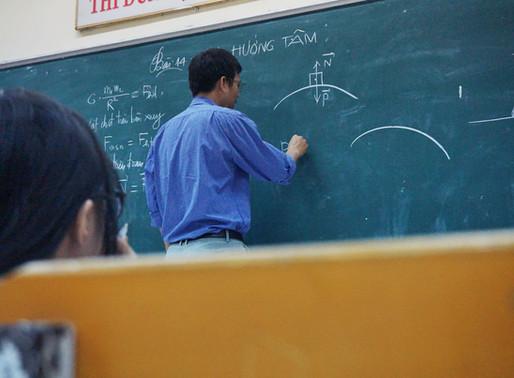 Para que serve um professor?