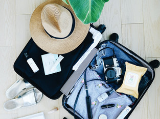 10 things to prepare/ pack before flying to the UK
